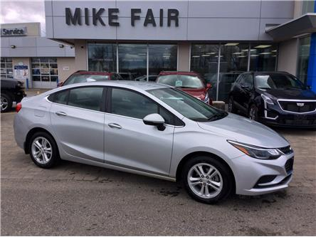 2018 Chevrolet Cruze LT Auto (Stk: 20017B) in Smiths Falls - Image 1 of 9