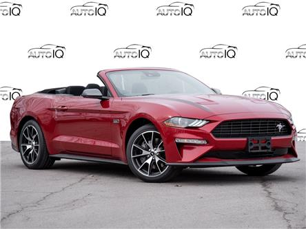2021 Ford Mustang EcoBoost (Stk: 21MU223) in St. Catharines - Image 1 of 23