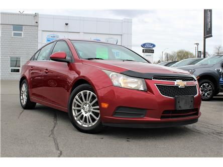 2012 Chevrolet Cruze ECO (Stk: A0H1156XZ) in Hamilton - Image 1 of 16