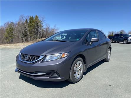 2015 Honda Civic LX (Stk: RA20A) in Miramichi - Image 1 of 13
