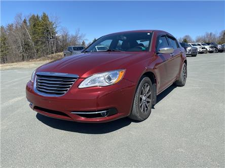 2013 Chrysler 200 Limited (Stk: 01406B) in Miramichi - Image 1 of 13