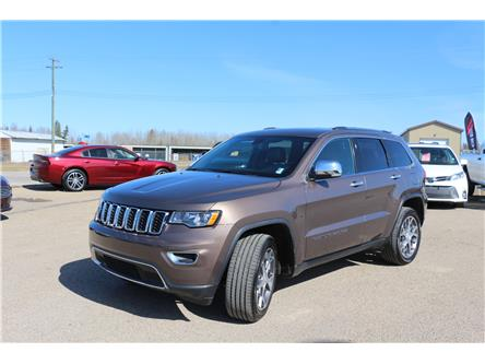 2020 Jeep Grand Cherokee Limited (Stk: MP033) in Rocky Mountain House - Image 1 of 27