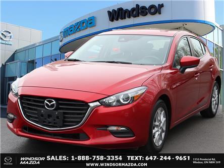 2017 Mazda Mazda3 Sport GS (Stk: PR19523) in Windsor - Image 1 of 24