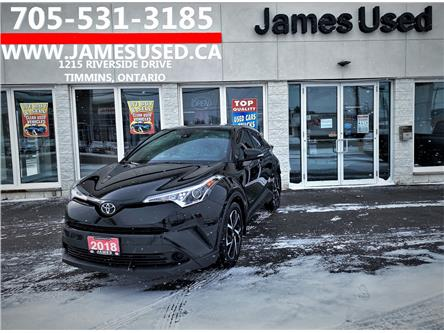 2018 Toyota C-HR XLE (Stk: N21179B) in Timmins - Image 1 of 13