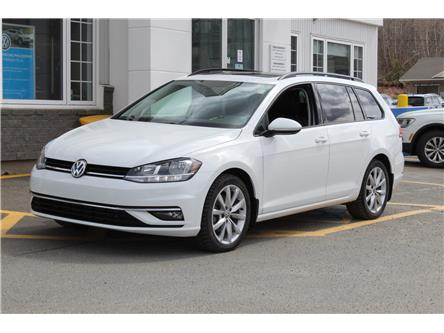 2019 Volkswagen Golf SportWagen 1.8 TSI Highline (Stk: P21-29) in Fredericton - Image 1 of 22
