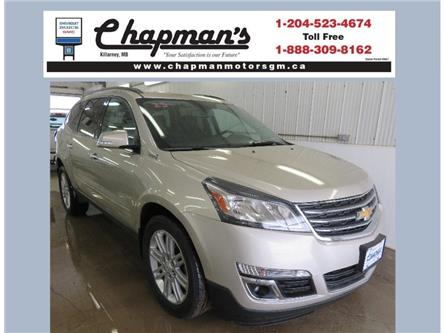 2015 Chevrolet Traverse 1LT (Stk: 21-112A) in KILLARNEY - Image 1 of 34