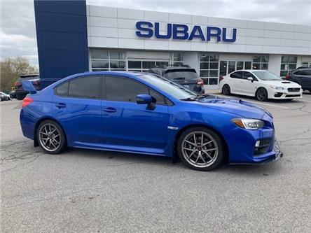 2015 Subaru WRX STI Sport-tech Package (Stk: P995) in Newmarket - Image 1 of 13