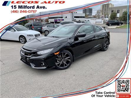 2019 Honda Civic Si Base (Stk: 220471) in Toronto - Image 1 of 30