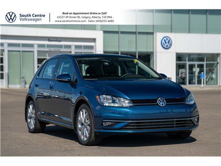 2021 Volkswagen Golf Highline (Stk: 10247) in Calgary - Image 1 of 38