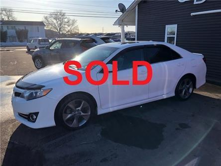 2013 Toyota Camry SE (Stk: ) in Sussex - Image 1 of 24