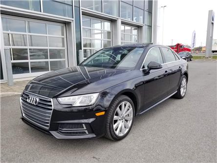2018 Audi A4  (Stk: V0521) in Laval - Image 1 of 17