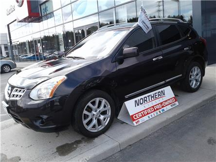 2013 Nissan Rogue SV (Stk: 11470A) in Sudbury - Image 1 of 11