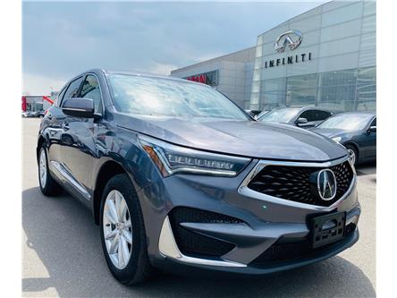 2019 Acura RDX Tech (Stk: H9580A) in Thornhill - Image 1 of 23