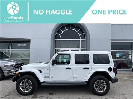 2019 Jeep Wrangler Unlimited Sahara (Stk: 25461P) in Newmarket - Image 1 of 16