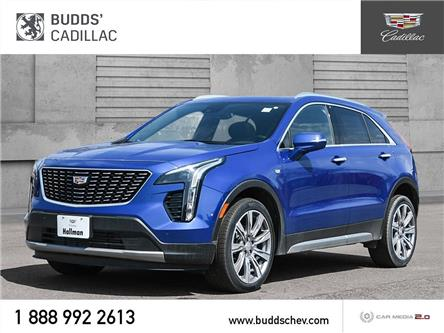 2021 Cadillac XT4 Premium Luxury (Stk: X41043P) in Oakville - Image 1 of 25