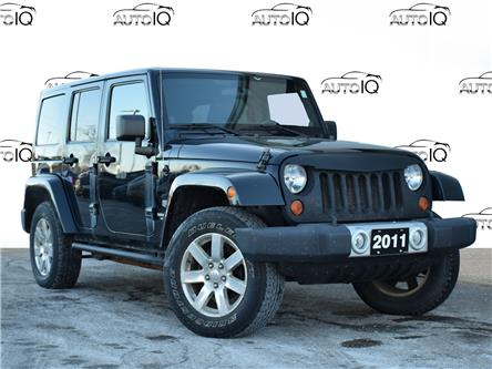 2011 Jeep Wrangler Unlimited 70th Anniversary (Stk: 49044ZX) in St. Thomas - Image 1 of 23