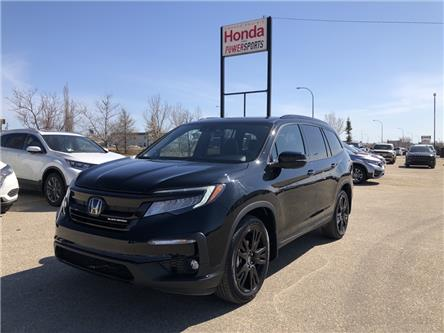 2019 Honda Pilot Black Edition (Stk: H16-4612A) in Grande Prairie - Image 1 of 23
