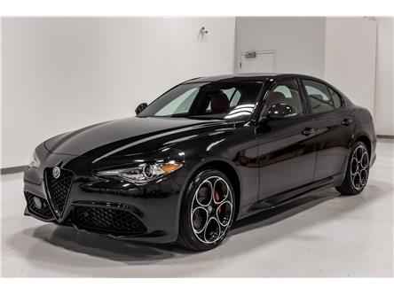 2021 Alfa Romeo Giulia ti (Stk: ARE0115) in Edmonton - Image 1 of 13