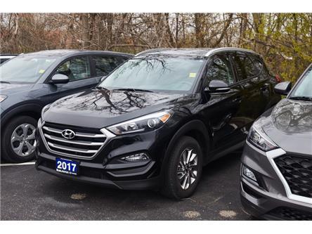2017 Hyundai Tucson Premium (Stk: U1053) in Burlington - Image 1 of 14