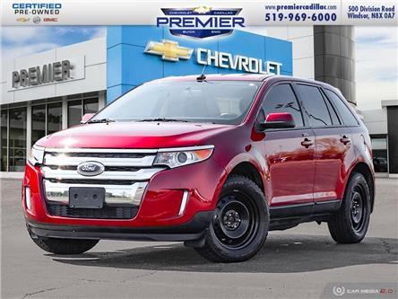 2014 Ford Edge SEL (Stk: 210467AA) in Windsor - Image 1 of 28