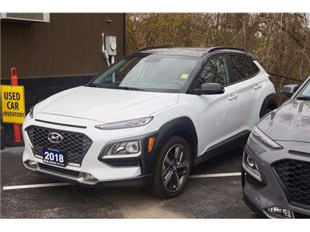 2018 Hyundai Kona 1.6T Trend (Stk: U1051) in Burlington - Image 1 of 14