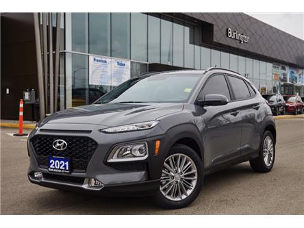 2021 Hyundai Kona 2.0L Preferred (Stk: U1050) in Burlington - Image 1 of 24