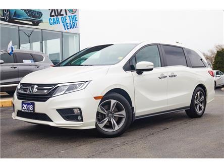 2018 Honda Odyssey EX (Stk: U1047) in Burlington - Image 1 of 27