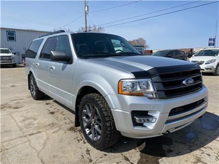 2017 Ford Expedition Max Limited (Stk: 20313A) in Wilkie - Image 1 of 27