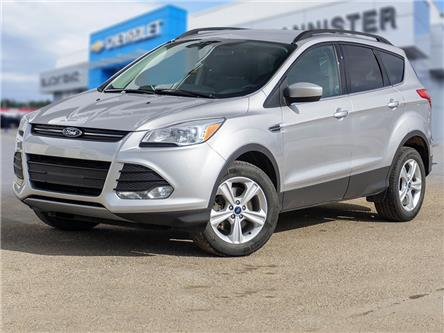 2016 Ford Escape SE (Stk: P21-111) in Edson - Image 1 of 17