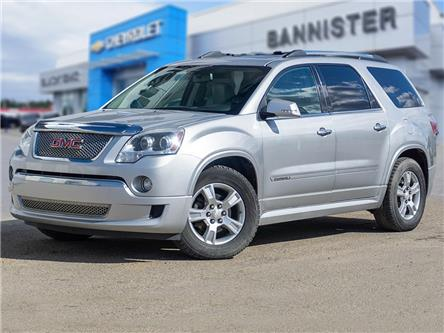 2012 GMC Acadia Denali (Stk: 21-108A) in Edson - Image 1 of 17