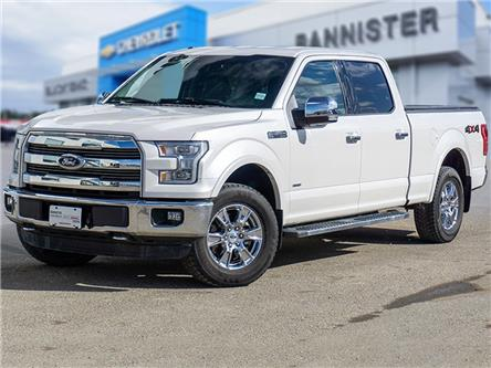 2016 Ford F-150 Lariat (Stk: 21-062A) in Edson - Image 1 of 16
