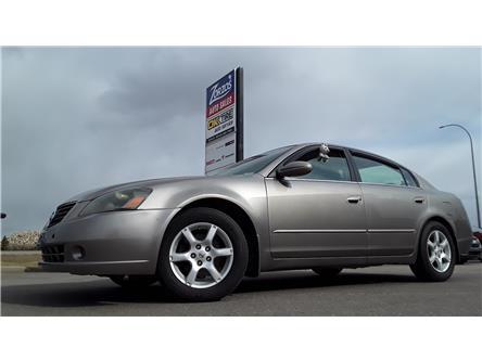 2006 Nissan Altima 2.5 S (Stk: ) in Brandon - Image 1 of 23