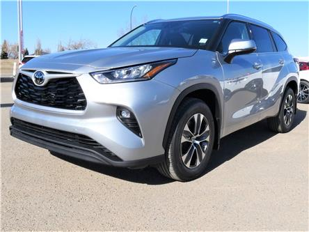 2021 Toyota Highlander XLE (Stk: HIM127) in Lloydminster - Image 1 of 19