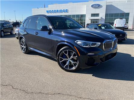 2019 BMW X5 xDrive40i (Stk: M-655A) in Calgary - Image 1 of 23