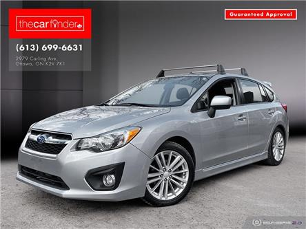 2013 Subaru Impreza 2.0i Touring Package (Stk: ) in Ottawa - Image 1 of 24