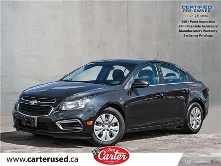 2016 Chevrolet Cruze Limited 1LT (Stk: 75793U) in Calgary - Image 1 of 26