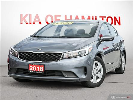 2018 Kia Forte LX (Stk: SP21055A) in Hamilton - Image 1 of 25
