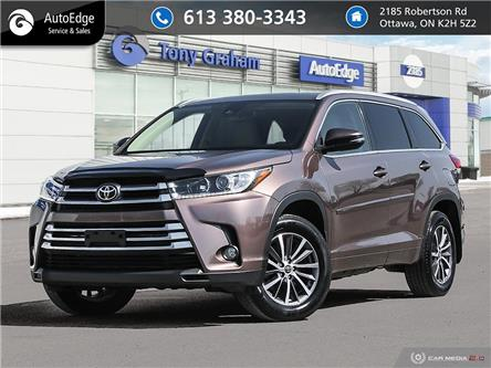 2017 Toyota Highlander XLE (Stk: A0614) in Ottawa - Image 1 of 27