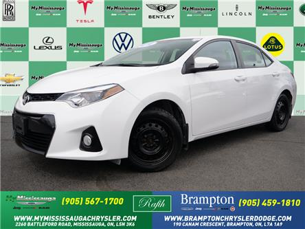 2016 Toyota Corolla S (Stk: 21340A) in Mississauga - Image 1 of 26