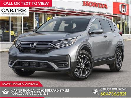 2021 Honda CR-V EX-L (Stk: 2M95140) in Vancouver - Image 1 of 17
