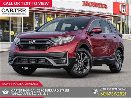 2021 Honda CR-V EX-L (Stk: 2M46500) in Vancouver - Image 1 of 24