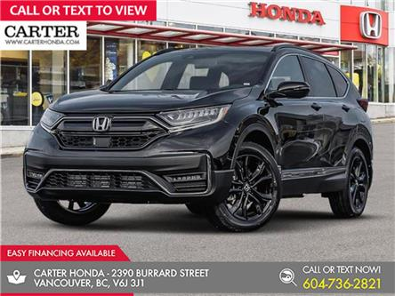2021 Honda CR-V Black Edition (Stk: 2M11600) in Vancouver - Image 1 of 24