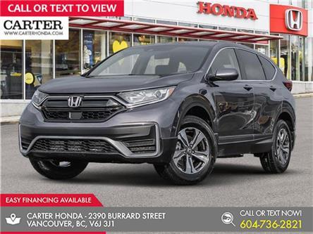2021 Honda CR-V LX (Stk: 2M21390) in Vancouver - Image 1 of 24
