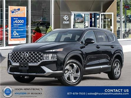 2021 Hyundai Santa Fe Preferred (Stk: 121-165) in Huntsville - Image 1 of 23
