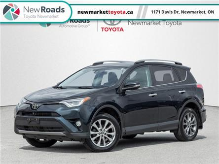 2017 Toyota RAV4 Limited (Stk: W6415) in Newmarket - Image 1 of 25