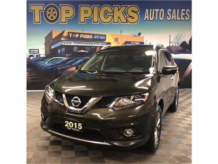 2015 Nissan Rogue SL (Stk: 914853) in NORTH BAY - Image 1 of 28