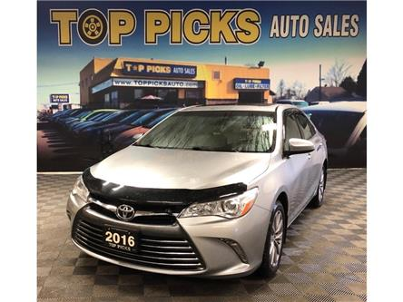2016 Toyota Camry XLE (Stk: 518921) in NORTH BAY - Image 1 of 29