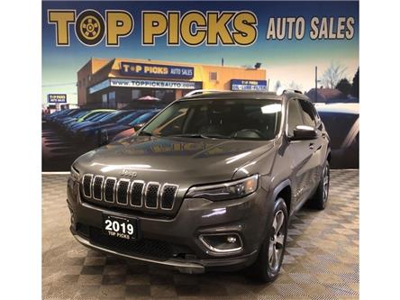 2019 Jeep Cherokee Limited (Stk: 136198) in NORTH BAY - Image 1 of 29