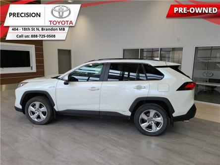 2020 Toyota RAV4 Hybrid Limited (Stk: 049278) in Brandon - Image 1 of 30