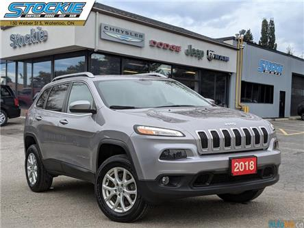 2018 Jeep Cherokee North (Stk: 6314) in Waterloo - Image 1 of 27